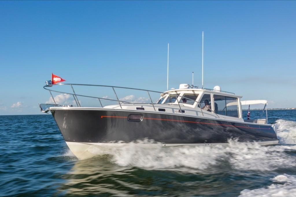 2022 MJM Yachts                                                              43z Image Thumbnail #2