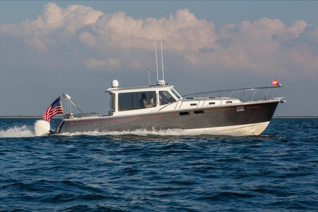 2022 MJM Yachts                                                              43z Image Thumbnail #3
