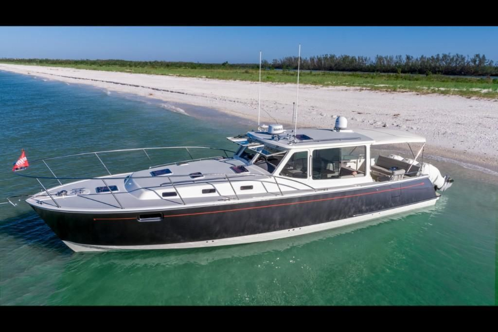 2022 MJM Yachts                                                              43z Image Thumbnail #4