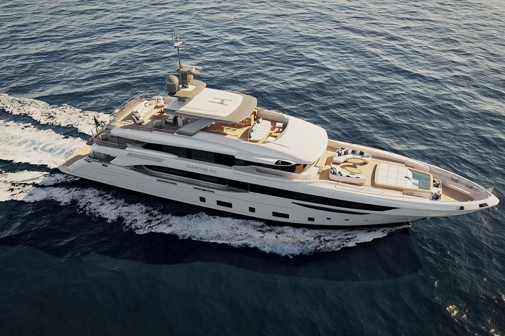 2021 Benetti Diamond 145