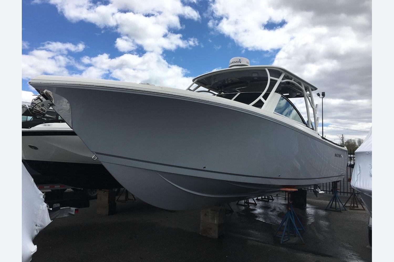 2020 Sailfish 325 DC