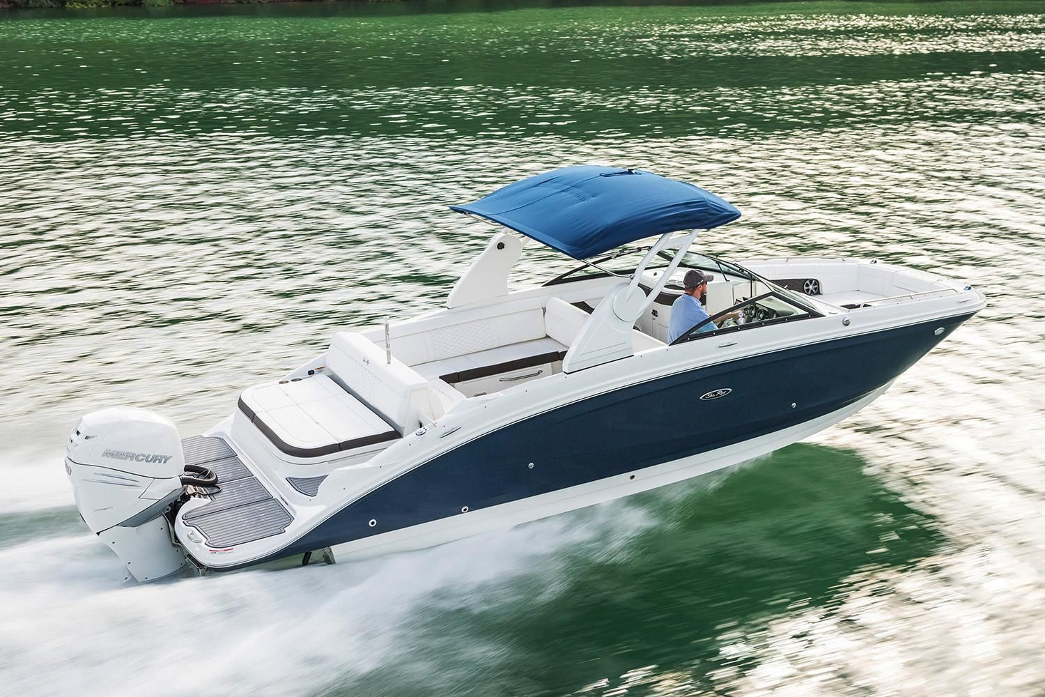 2020 Sea Ray                                                              SDX 270 Outboard Image Thumbnail #2