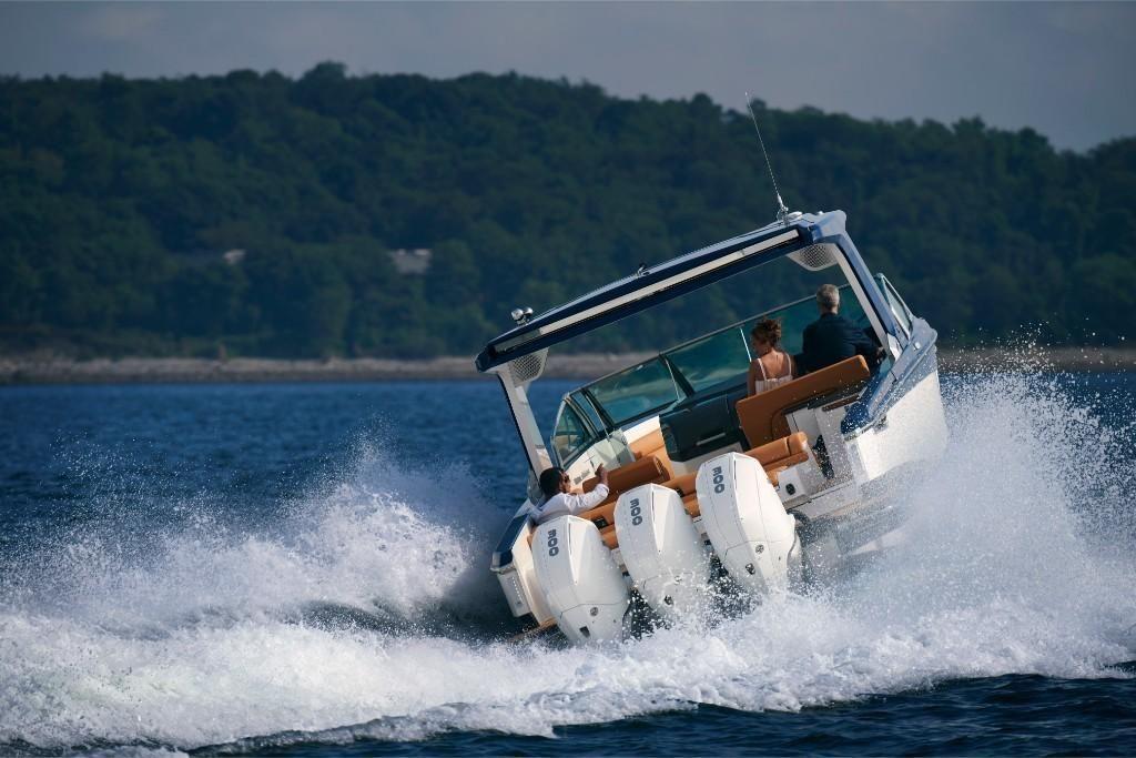 2022 Aviara                                                              AV36 Outboard Image Thumbnail #1