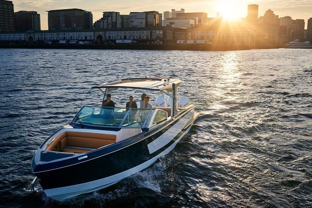 2022 Aviara                                                              AV36 Outboard Image Thumbnail #0