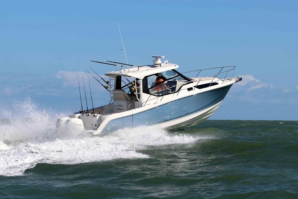 2022 Boston Whaler                                                              325 Conquest Image Thumbnail #1