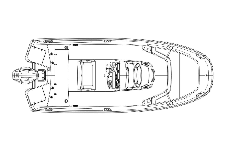 2021 Boston Whaler                                                              210 Dauntless Image Thumbnail #9