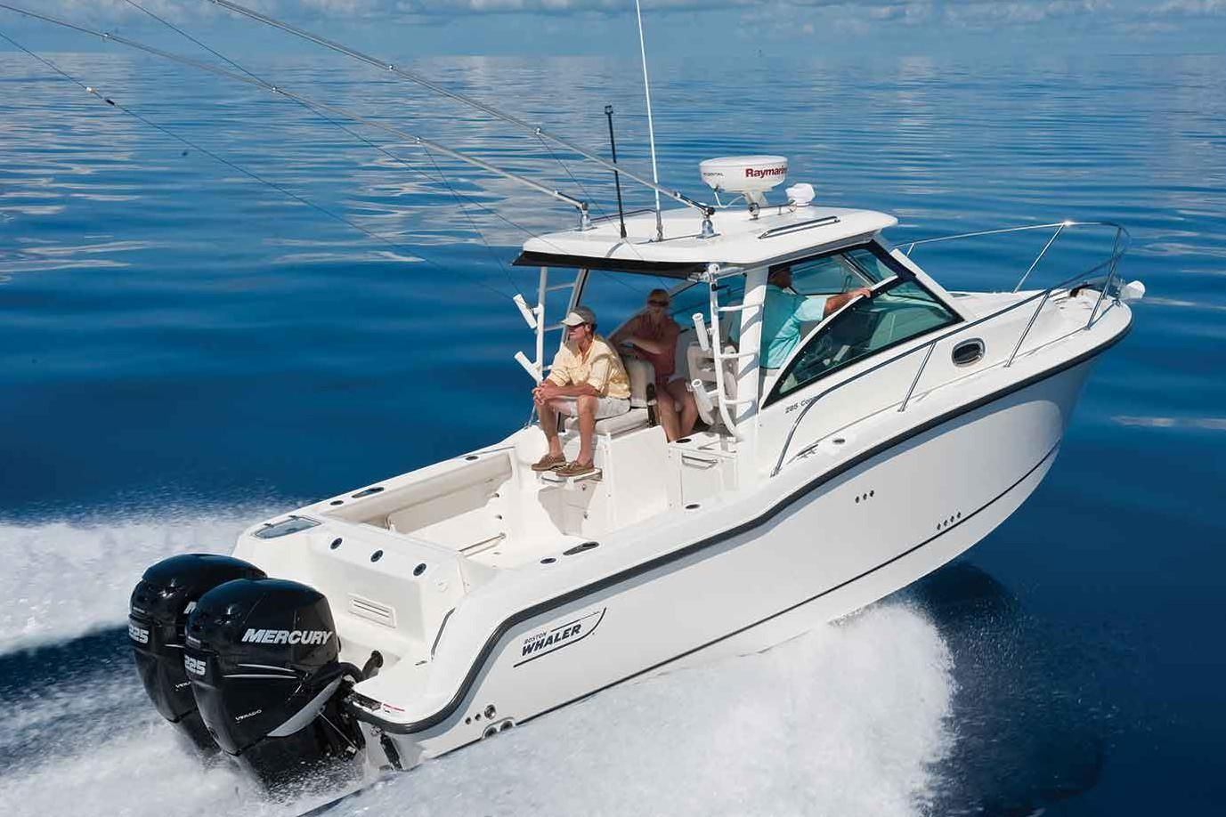 2021 Boston Whaler                                                              285 Conquest Image Thumbnail #3