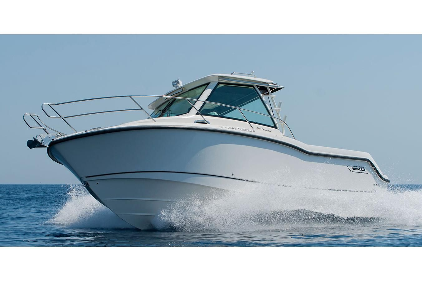 2021 Boston Whaler                                                              285 Conquest Image Thumbnail #2