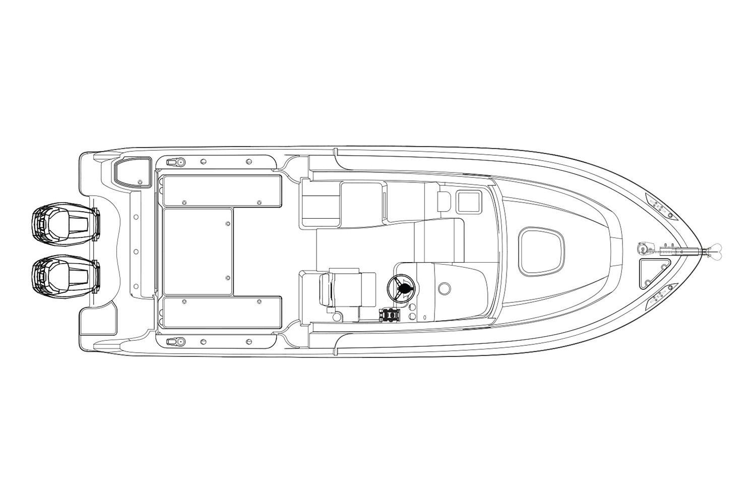 2021 Boston Whaler                                                              285 Conquest Image Thumbnail #9
