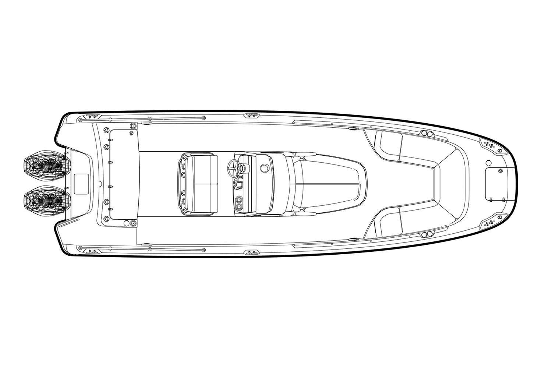 2021 Boston Whaler                                                              270 Dauntless Image Thumbnail #9