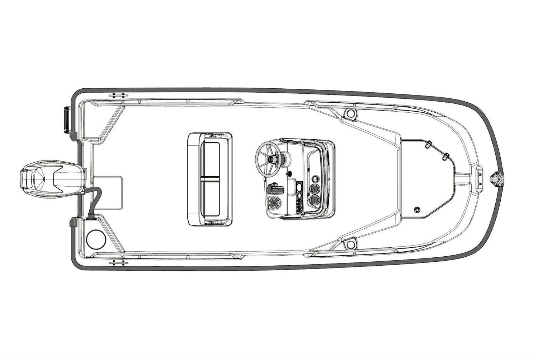 2021 Boston Whaler                                                              150 Montauk Image Thumbnail #7