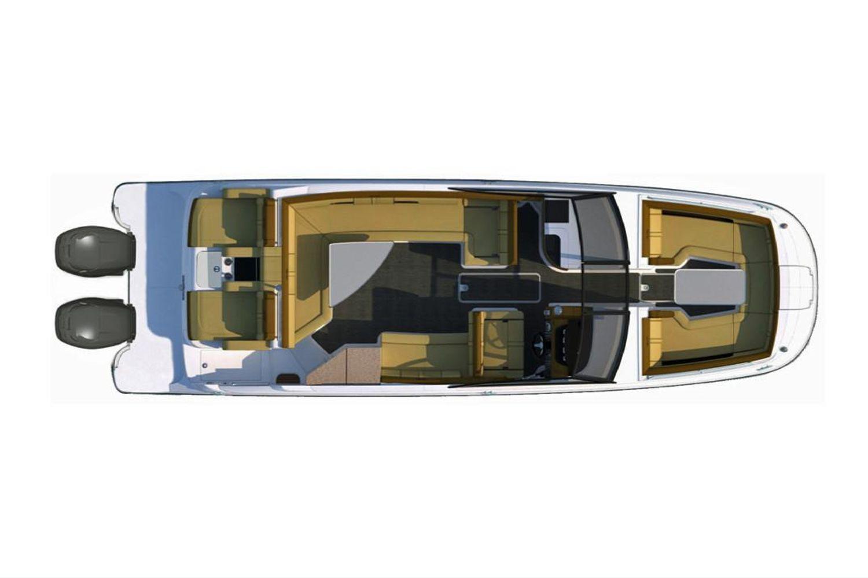 2020 Sea Ray                                                              SDX 290 Outboard Image Thumbnail #23