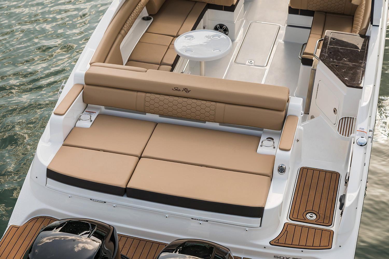 2020 Sea Ray                                                              SDX 290 Outboard Image Thumbnail #18