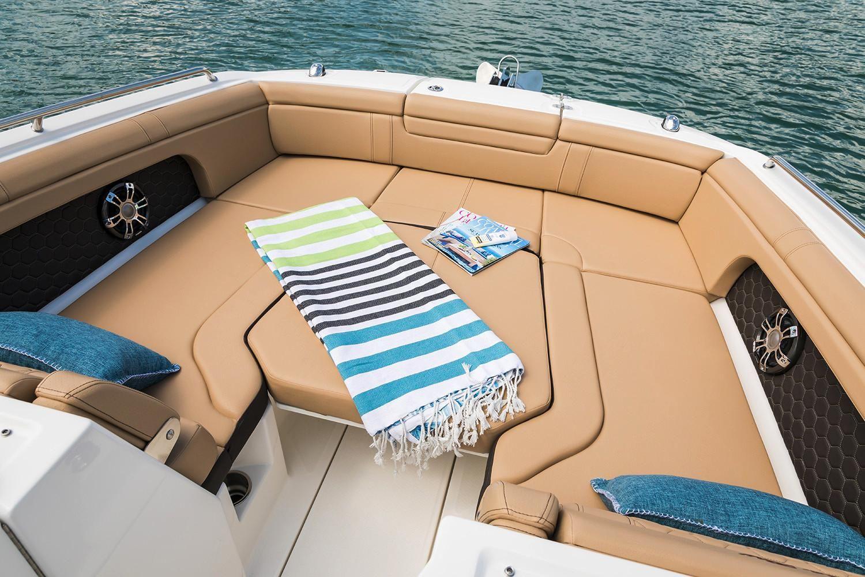 2020 Sea Ray                                                              SDX 290 Outboard Image Thumbnail #5