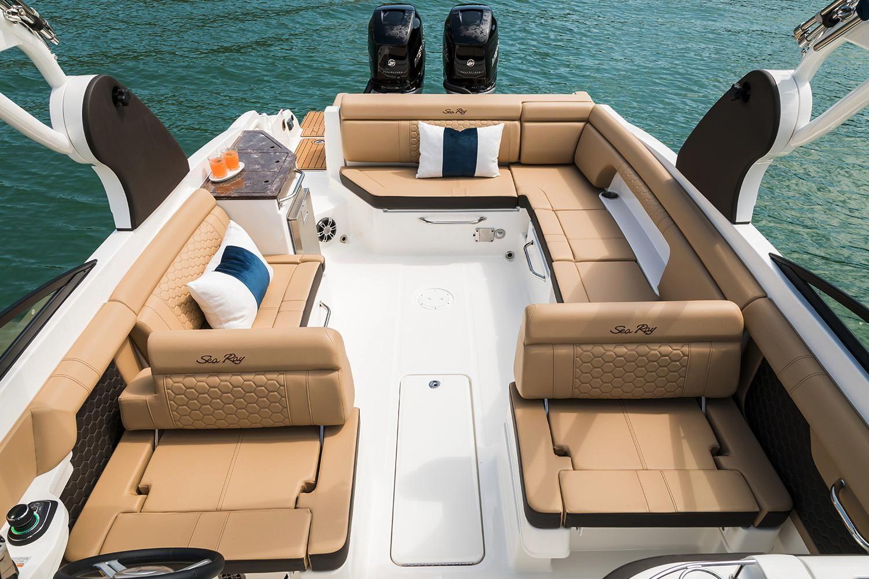 2020 Sea Ray                                                              SDX 290 Outboard Image Thumbnail #13