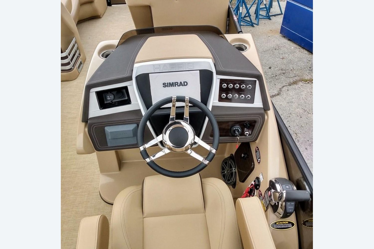 2020 Harris                                                              Grand Mariner 250 Image Thumbnail #2