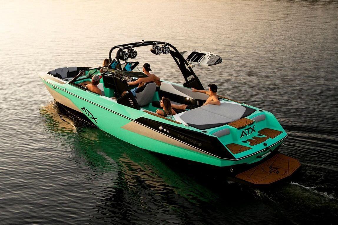 2021 ATX Surf Boats                                                              24 Type-S Image Thumbnail #1