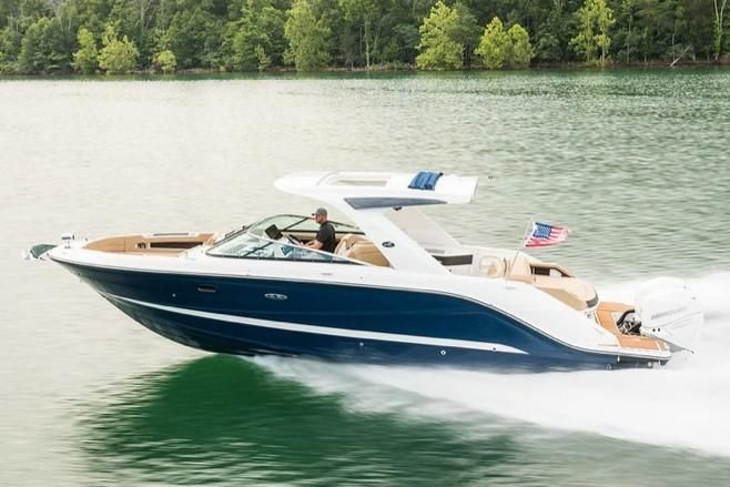 2020 Sea Ray                                                              SLX 310 OB Image Thumbnail #1