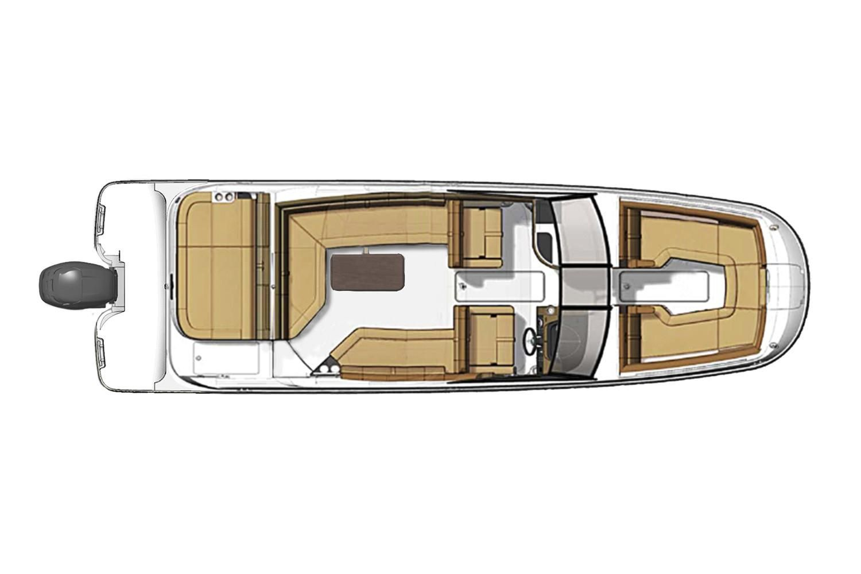 2021 Sea Ray                                                              SDX 270 Outboard Image Thumbnail #18