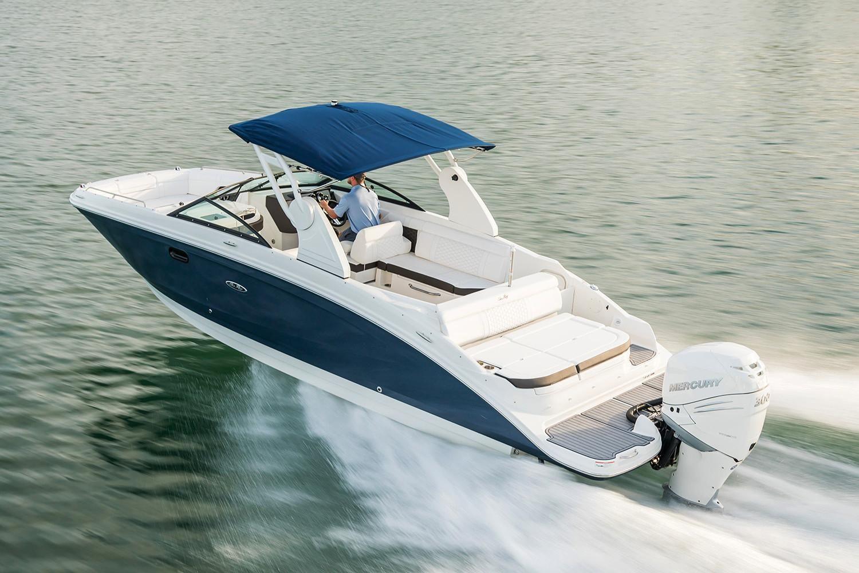 2021 Sea Ray                                                              SDX 270 Outboard Image Thumbnail #2