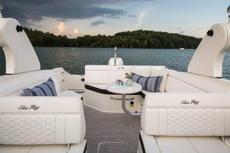 2021 Sea Ray                                                              SDX 270 Outboard Image Thumbnail #4