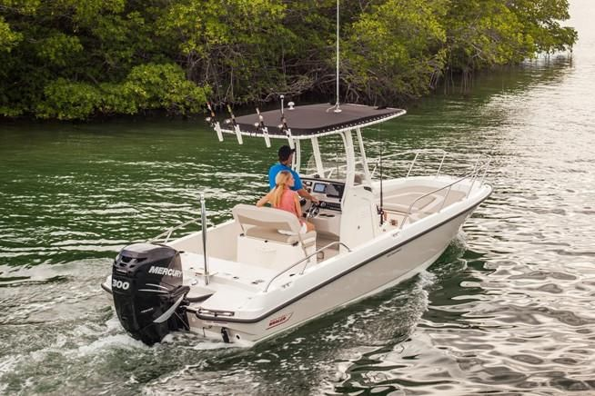 2021 Boston Whaler                                                              240 Dauntless Image Thumbnail #2