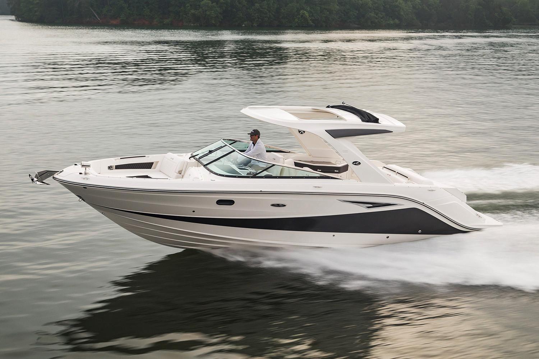 2021 Sea Ray                                                              SLX 310 Image Thumbnail #1