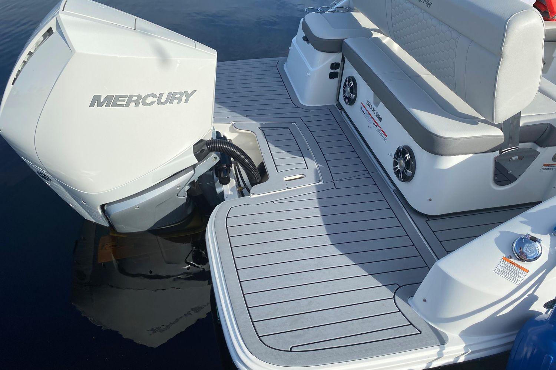 2021 Sea Ray                                                              SDX 250 Outboard Image Thumbnail #3