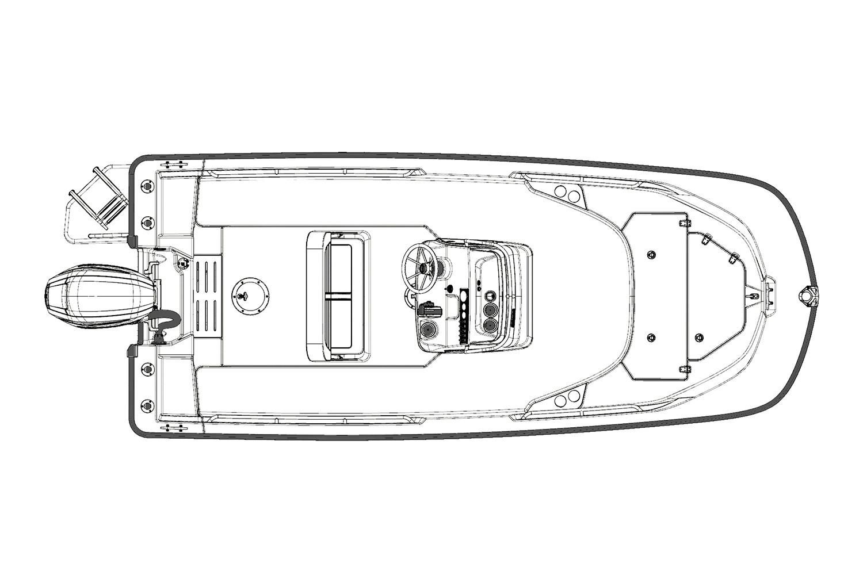 2020 Boston Whaler                                                              170 Montauk Image Thumbnail #1