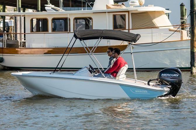 2021 Boston Whaler                                                              130 Super Sport Image Thumbnail #1