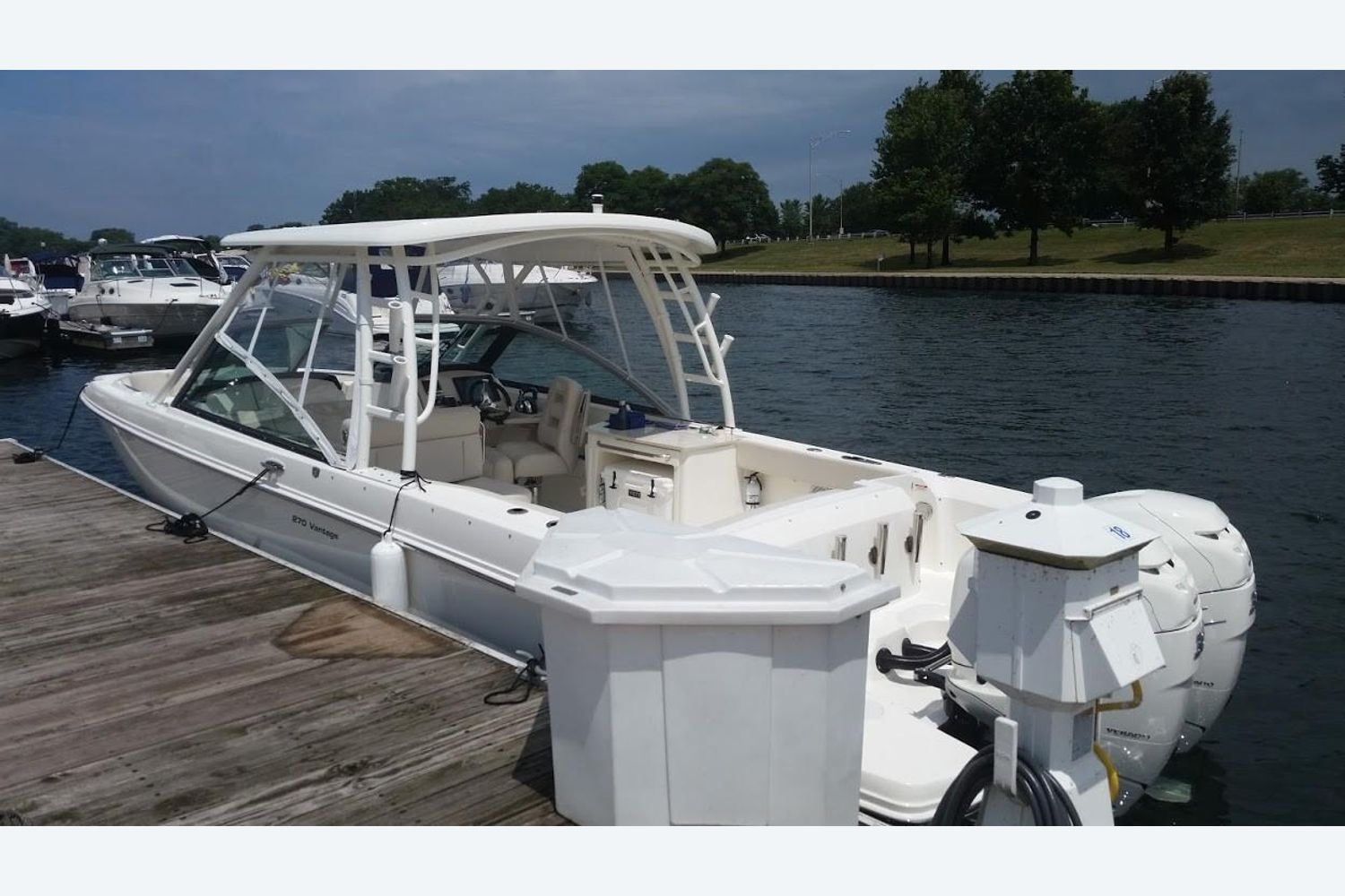 2018 Boston Whaler                                                              270 Vantage Image Thumbnail #43