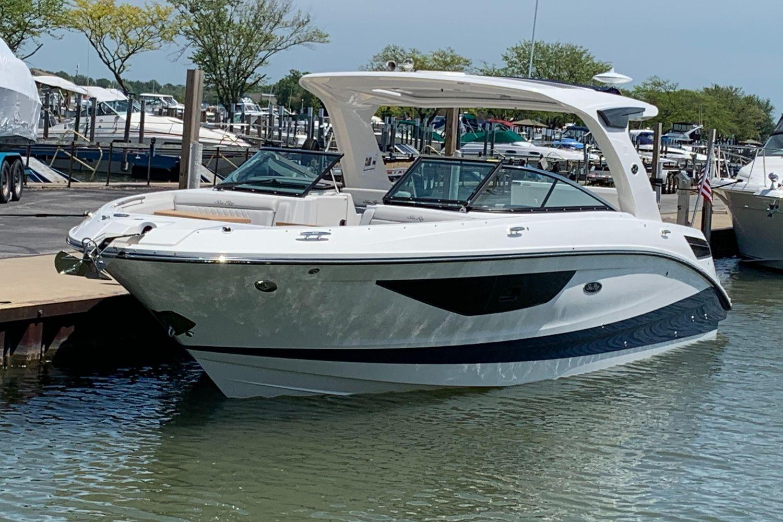 Photo 5 for 2020 Sea Ray SLX 350