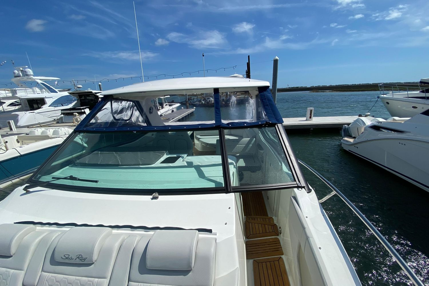 2020 Sea Ray                                                              Sundancer 320 OB Image Thumbnail #15