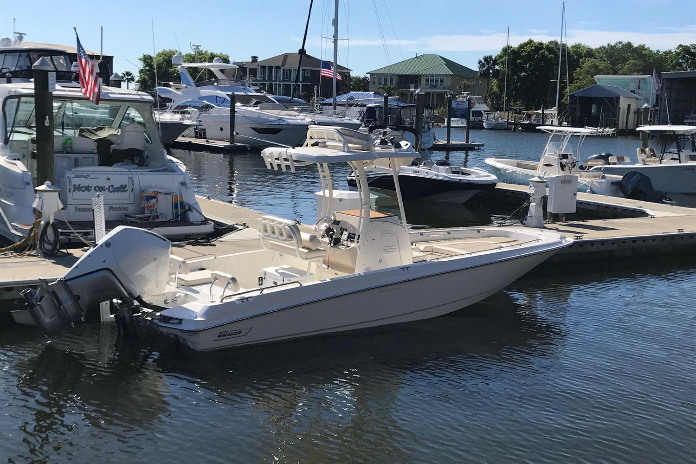 2020 Boston Whaler                                                              240 Dauntless Pro Image Thumbnail #2