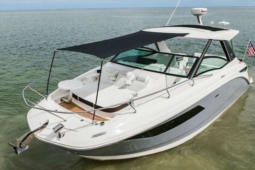 2021 Sea Ray                                                              Sundancer 320 OB Image Thumbnail #6