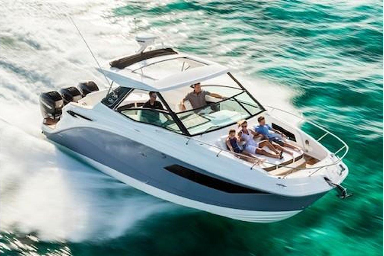 2021 Sea Ray                                                              Sundancer 320 OB Image Thumbnail #0
