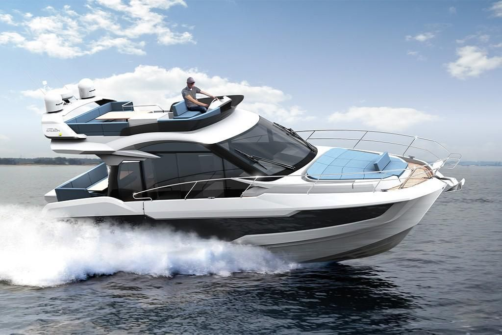 Thumbnail 3 for 2022 Galeon 400 Fly
