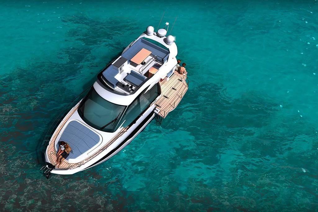 Thumbnail 2 for 2022 Galeon 400 Fly