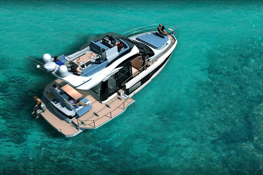 Thumbnail 4 for 2022 Galeon 400 Fly