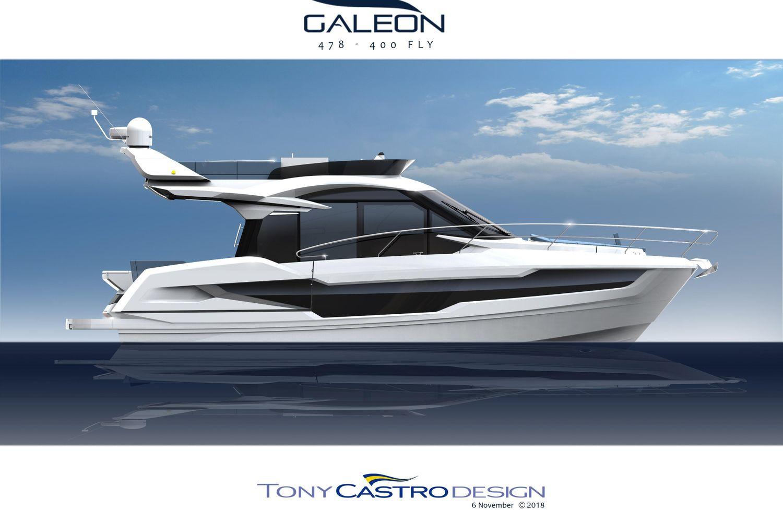 2022 Galeon                                                              400 Fly Image Thumbnail #45