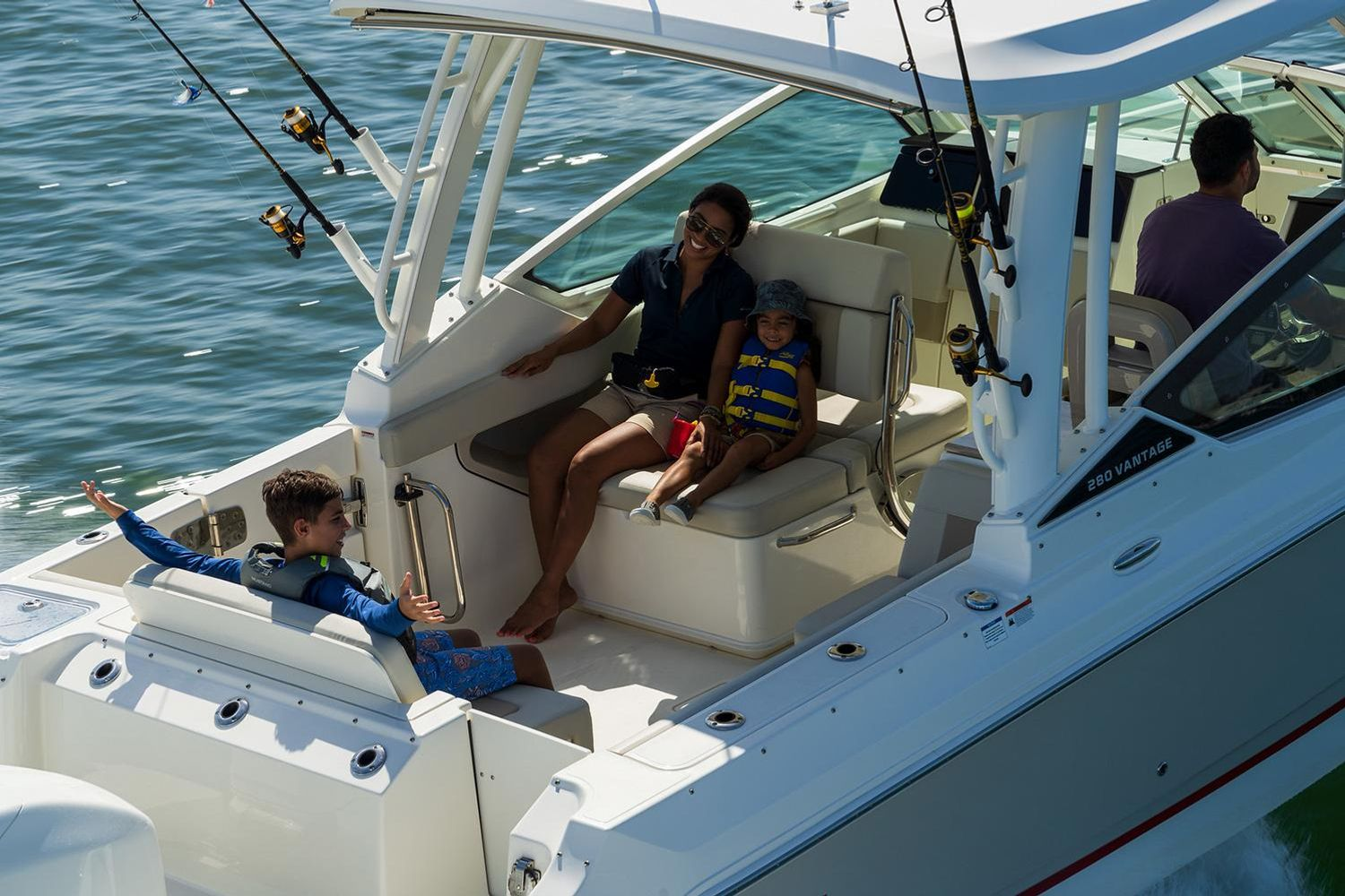 2021 Boston Whaler                                                              280 Vantage Image Thumbnail #8