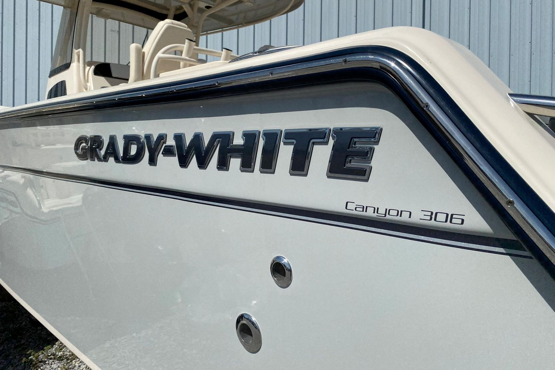 2021 Grady-White                                                              Canyon 306 Image Thumbnail #1