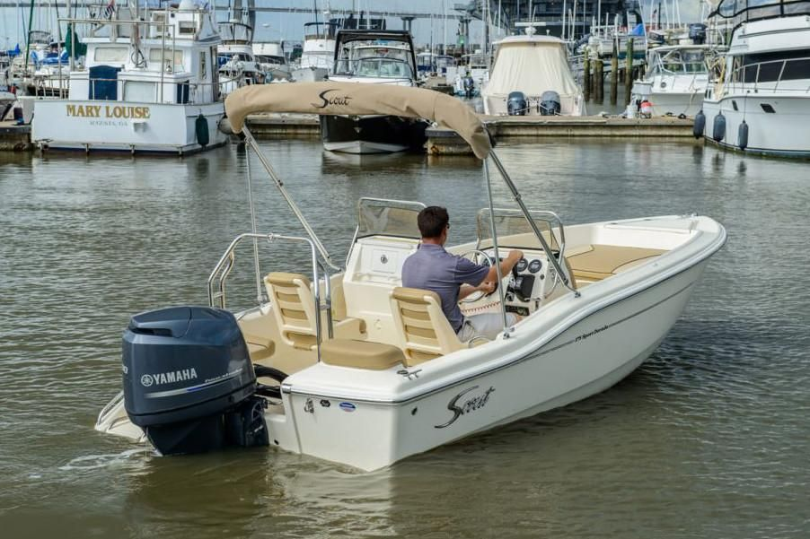 Thumbnail 4 for 2021 Scout 175 Sport Dorado
