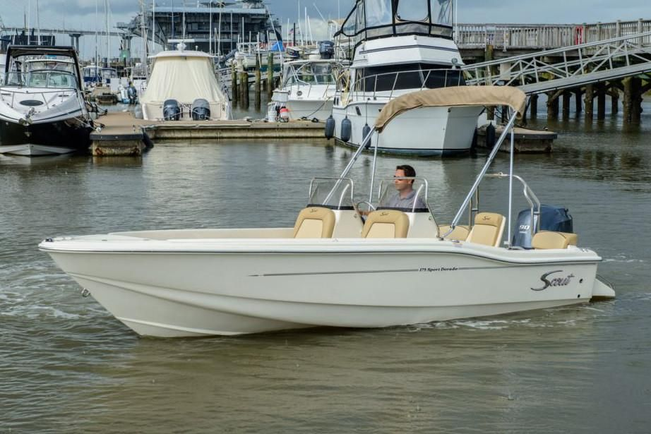 Thumbnail 3 for 2021 Scout 175 Sport Dorado