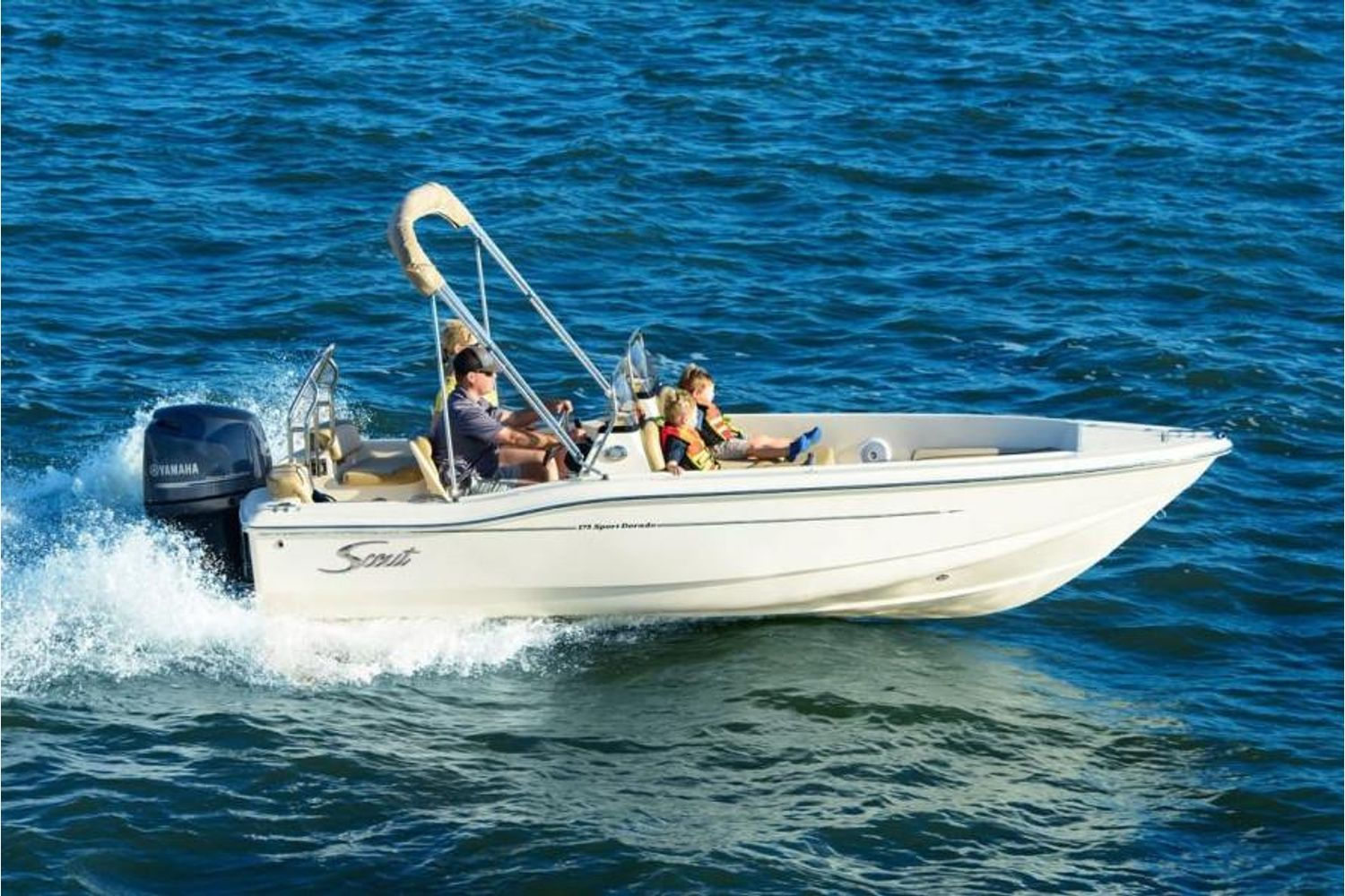 Thumbnail 1 for 2021 Scout 175 Sport Dorado