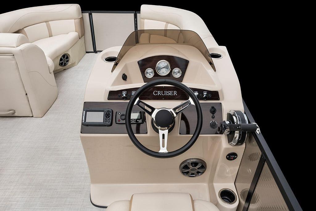 2021 Harris                                                              Cruiser 210 Image Thumbnail #12