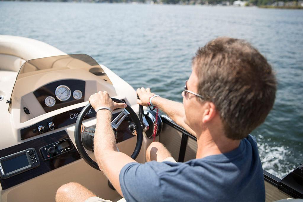 2021 Harris                                                              Cruiser 210 Image Thumbnail #15