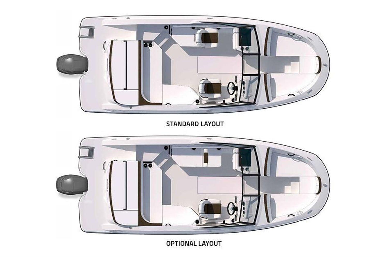 2021 Sea Ray                                                              SPX 210 OB Image Thumbnail #15