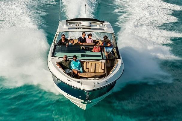 2021 Sea Ray                                                              SLX 400 OB Image Thumbnail #3