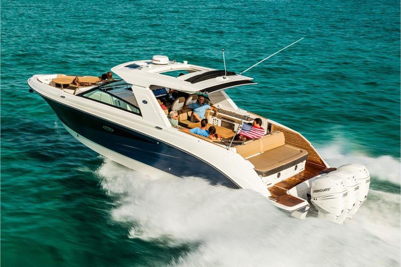 2021 Sea Ray                                                              SLX 400 OB Image Thumbnail #2